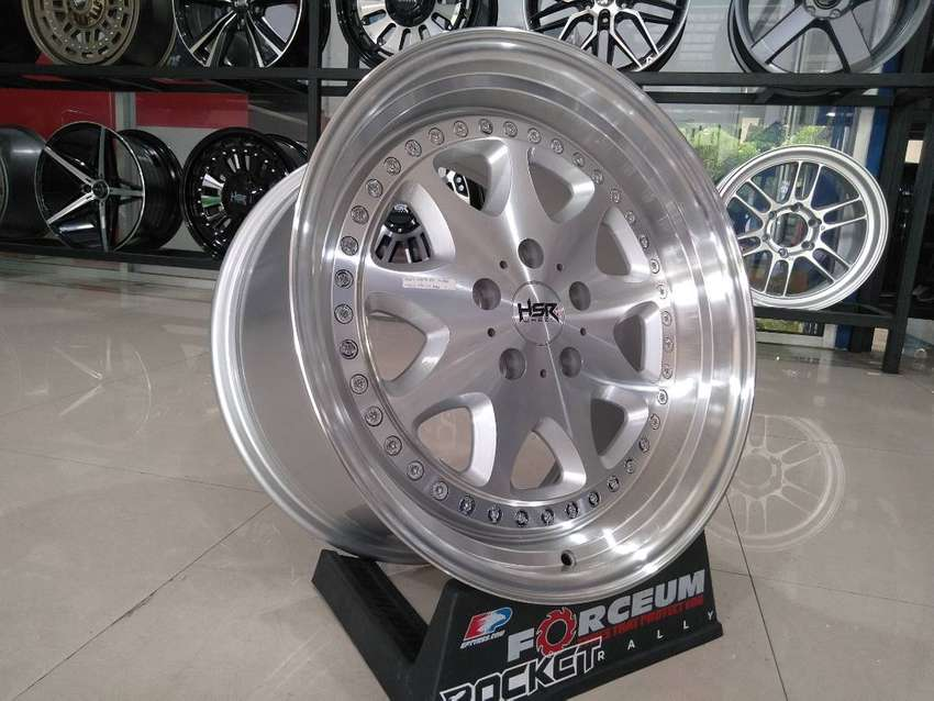velg mobil r 18 HSR BAFARIA for civic accord inova xpander rush dll 0