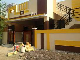 THANGAVELU OWNER HOUSE 2 BEDROOM 1 YEAR OLD HOUSE FOR SALE