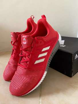ADIDAS CLIMACOOL VENT M HIRE RED SCARLET RUNNING (SIZE 46)