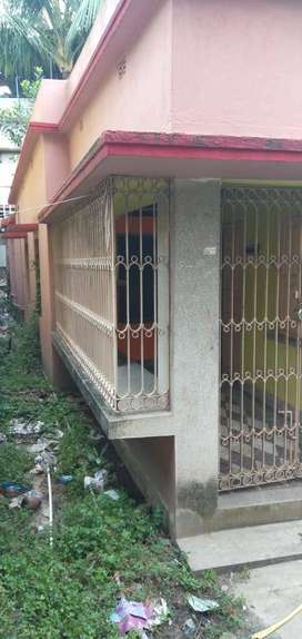Land with House Ready to Sale in Barasat