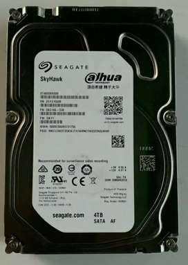 Hard disk Seagate 4Tera