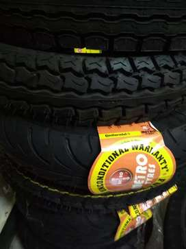 Honda Activa tyres available