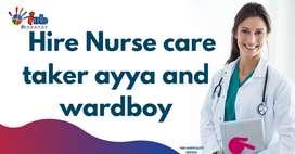 Hire Homestayed  Nurse,caretaker,and patient attendant goa,mumbai,