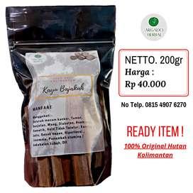 Herbal Akar Kayu Bajakah asli Kalimantan
