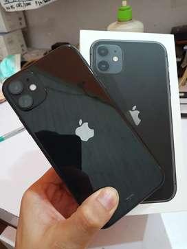 IPhone 11 64GB IBOX ON GARANSI NOVEMBER 2021