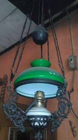 Lampu antik gombreng