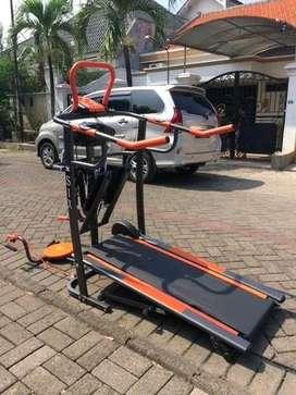 Treadmill Manual 6 in 1 /Fitness Sports // Jumat Gym 17.24