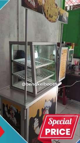 Bikin Booth Lipat Aluminium Solok