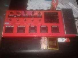 Dijual efek gitar korg AX 1500 Tone Works