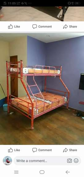 Bunk bed manufacture
