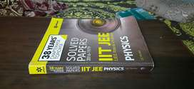 Physics Arihant Publication (Solved IIT-JEE Question paper)