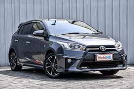 Toyota Yaris S TRD AT Matic 2017 Perfect Condition Bisa Kredit