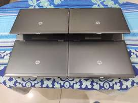 Hp probook core i5 3gen 4gbram 320gbhdd with warranty and bill