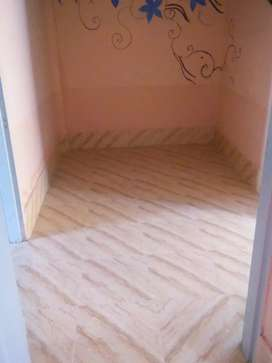 Wel furnished with 200 meter plot