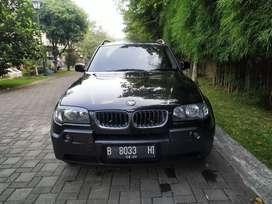 BMW X3 4x4 Th 2004