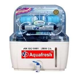 New Aqua fress Ro uv+uf+TDS control +minerals water purifier