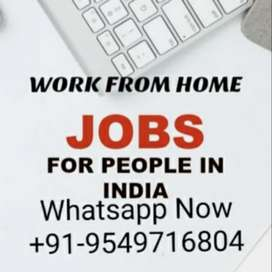 Simple typing work from home with daily payment