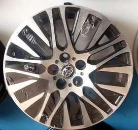 Velg Ring 18-7.5 h5-114.3 ET45 bisa buat mobil Inova Camry Accord CRV