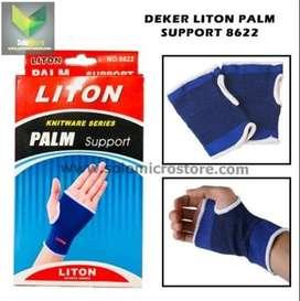 Liton Palm Support 8622 Deker Pelindung Telapak Tangan
