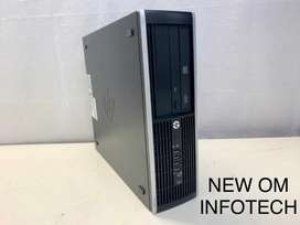 HP i3 PC / 500GB HDD / 4GB RAM / WARRANTY ALSO / CALL NOW