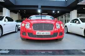 Bentley Continental GTC Convertible, 2012, Petrol