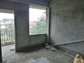 Baghrbori 3bhk 75%work complete flat