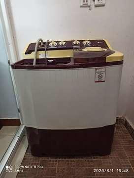 LG Semi Automatic Washing Machine 6.8Kg