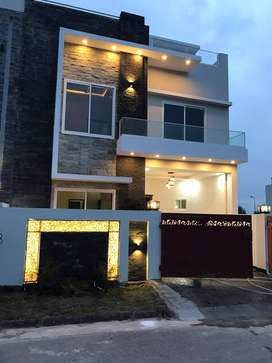 5 Marla Newly Finished House in Citi Housing Scheme - G Block