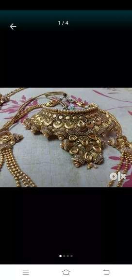 Jaipur  bridal jewelry