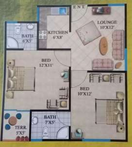 Lakhani Fantasia Brandnew Flat For Sale