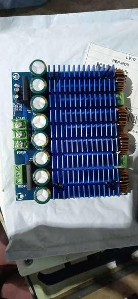 Class D amplifier TDA8954th 840 watt rms