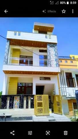 Ultra modern 4bhk 95% lonable duplex villas