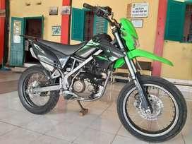 Kawasaki dtracker 2013 tgn 1 antikk AD