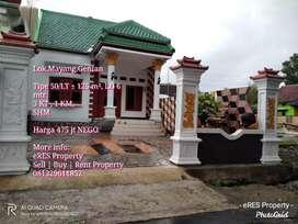 Rumah Baru Mayang GNT