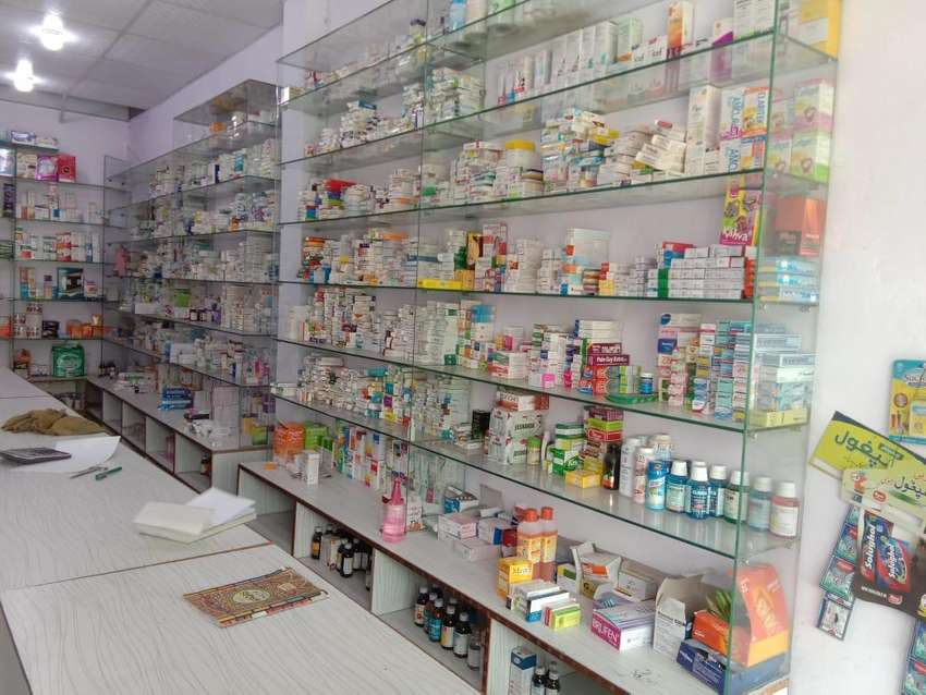Pharmacy furniture for sale 0