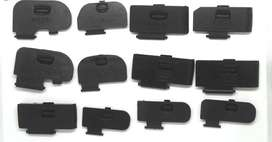 Canon/Nikon Battery Door Covers available (HnB Digital)