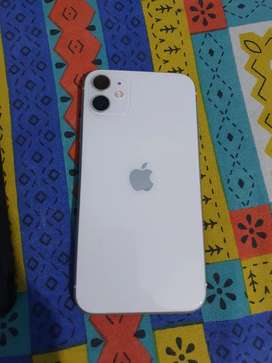 Iphone 11 128 gb white October 2020 billed