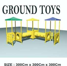 Jual Mainan Anak Outdoor - Playground Outdoor Ground Toys Terbaru