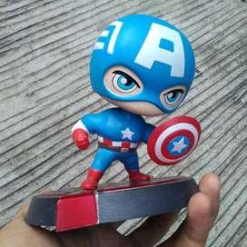 Marvel Hero Captain America booblehead