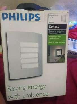 Philips lampu dinding EWS300 (2pc)