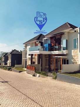Rumah Pilihan Dgn View Terbaik di Lawang Malang