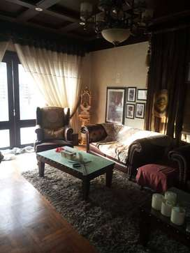 VVIP Fully Furnished Luxury 666 Sq Yards Bungalow For Rent.