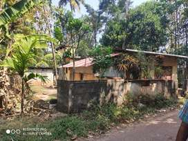 7.5 cent plot vadakkemukku cherykonam road mukhathala