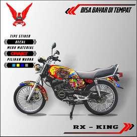 Sticker Fullbody RX King