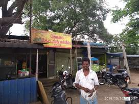 Emty land for rent at kovai rd NM bunk opp
