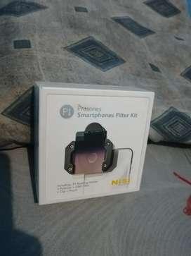 NiSi P1 Proseries Smartphone Filter Kit