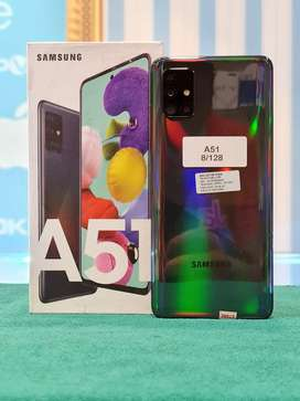Samsung A51 8/128 resmi sein mulus banget