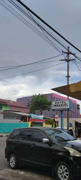 Disewakan Kios Di depan Hotel Immanuel Hayam Wuruk Padang