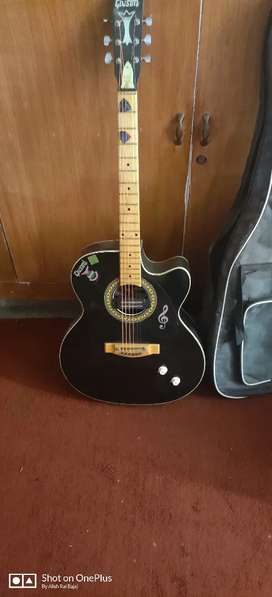 Gibson semi electric/acoustic Guitar for sale