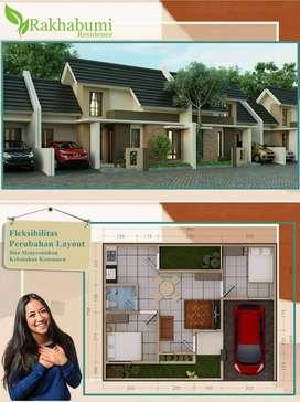 Rumah Terjangkau 300 Jutaan Kualitas NON-Subsidi di Prambanan